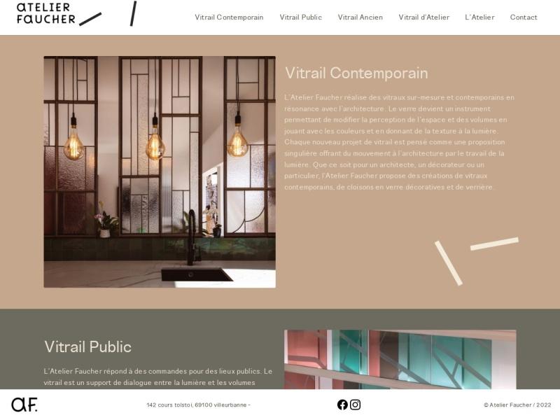 Atelier Faucher - Lyon 6e
