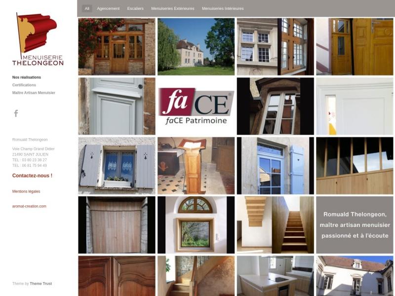 SARL Menuiserie Thelongeon - Saint Julien