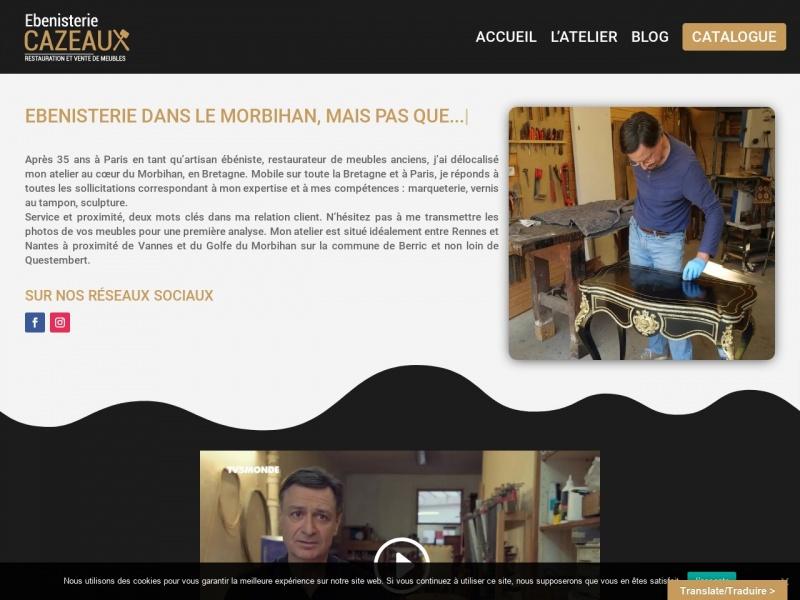 Ebénisterie Laurent Cazeaux - Berric