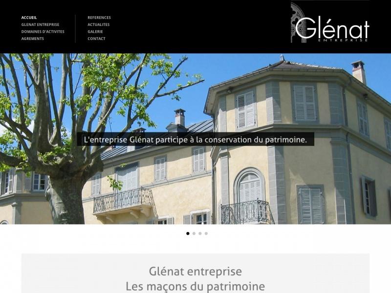 Glénat Entreprise - Saint Romans