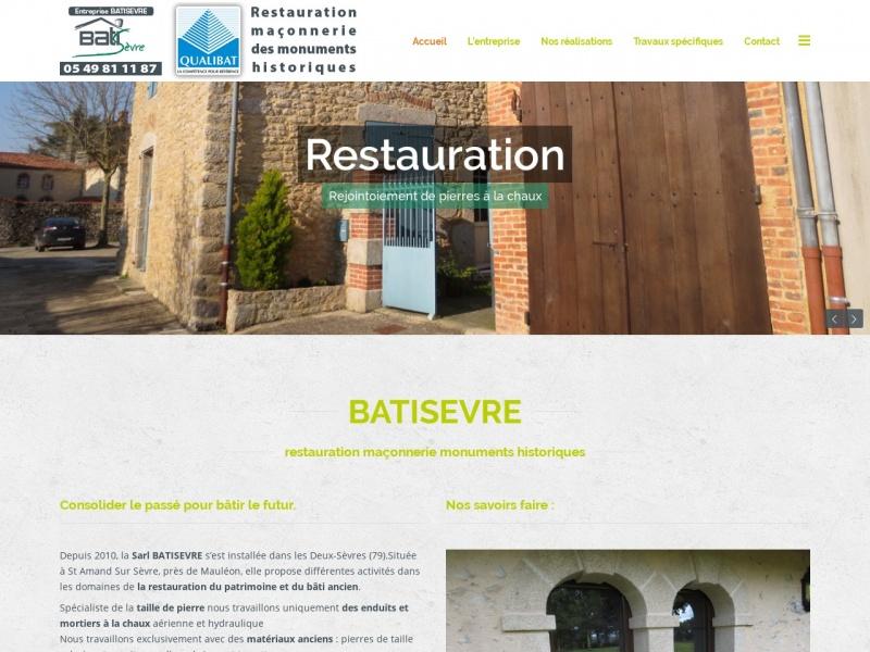 Batisèvre - Saint Amand sur Sevre