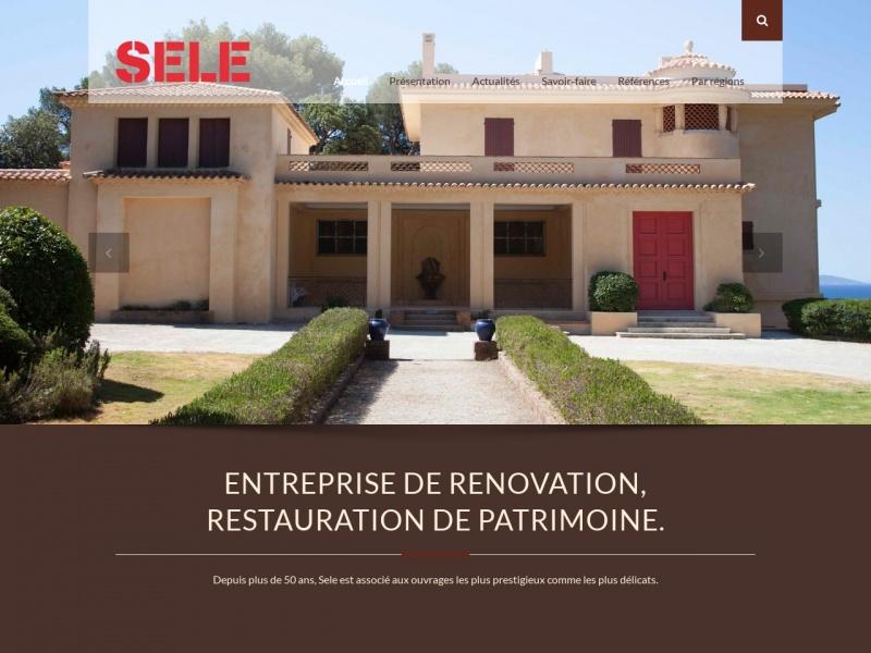 Sèle - Nîmes