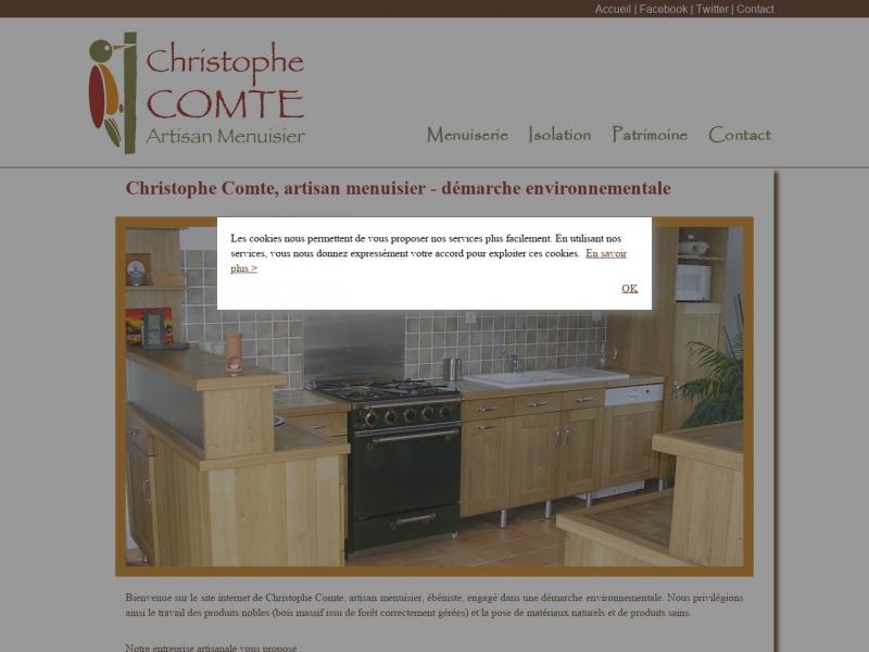 Christophe Comte - Le Horps