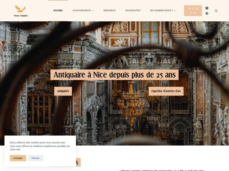 Nissart Antiquités - Nice