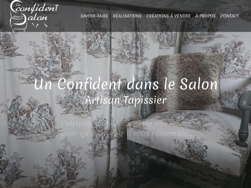 Un Confident Dans le Salon - Saint Cyr sur Morin
