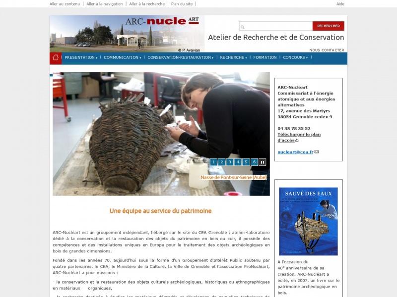 ARC - Nucléart - Grenoble