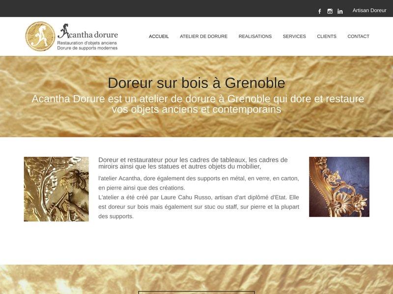 Acantha Dorure - Claix