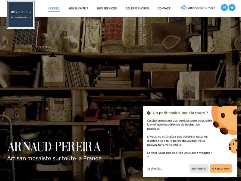 Arnaud Pereira - Giverny