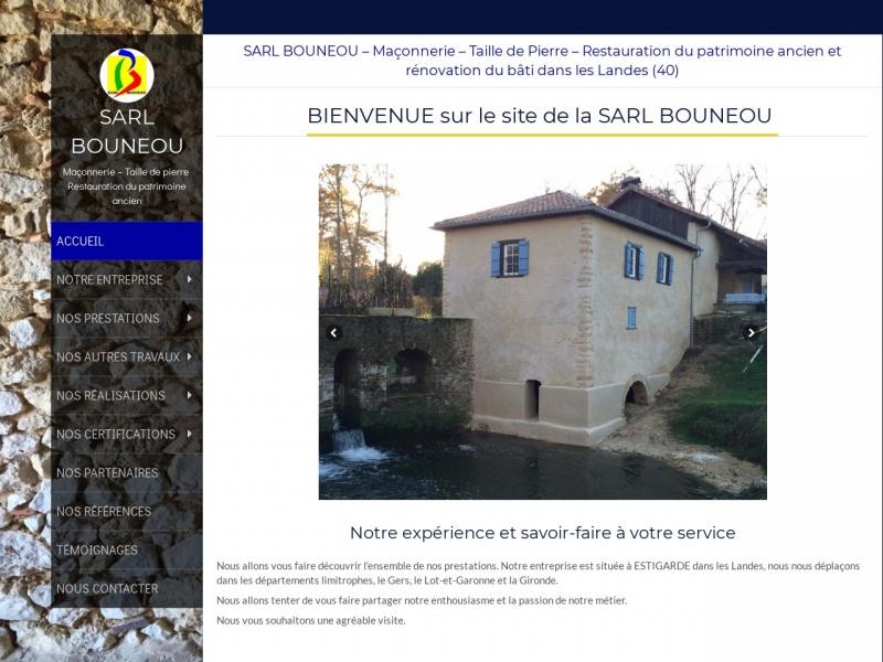 SARL Bouneou - www.sarl-bouneou.fr