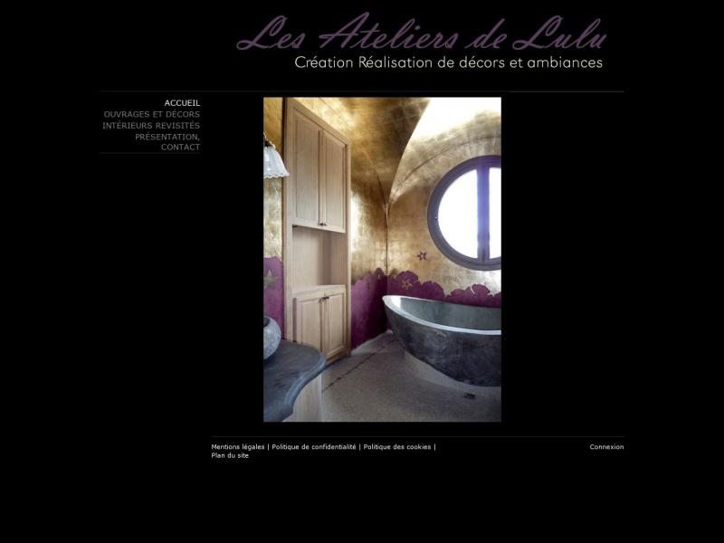 Les Ateliers de Lulu - www.lesateliersdelulu.com