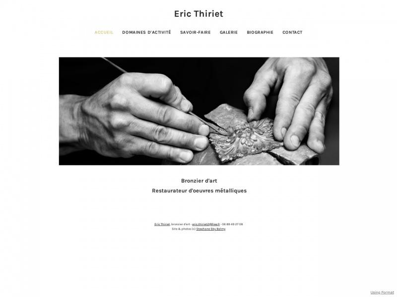Eric Thiriet - Moret Loing et Orvanne