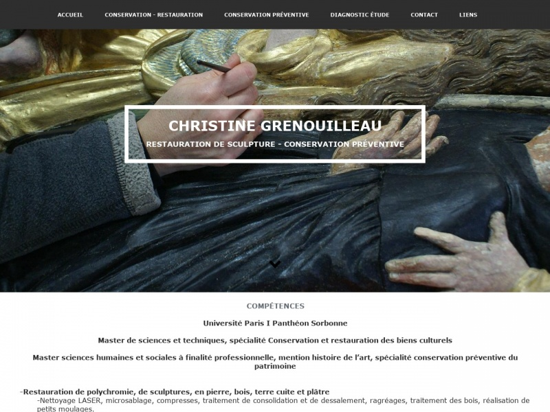Christine Grenouilleau - Montjean sur Loire