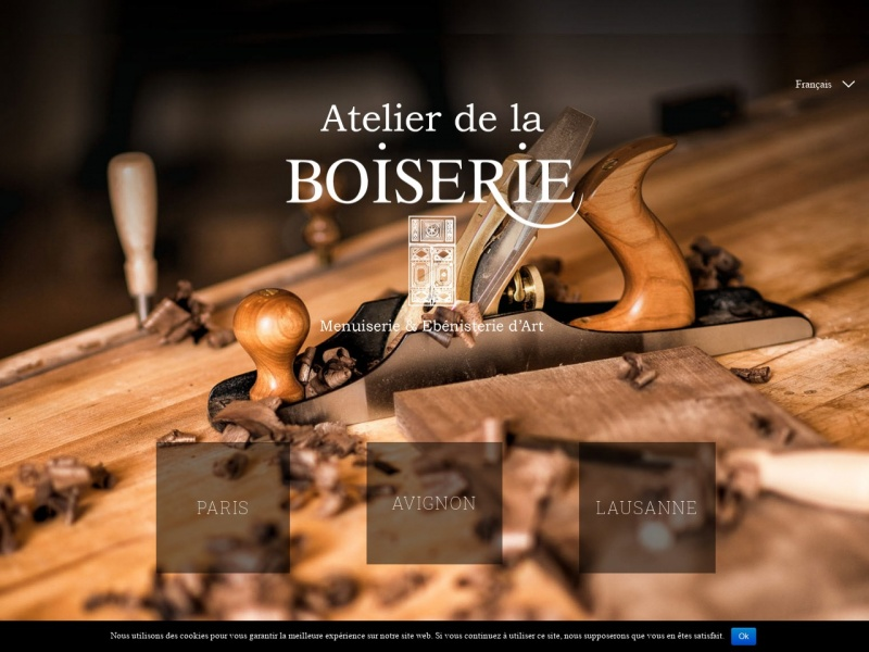 Atelier de la Boiserie - Paris 11e