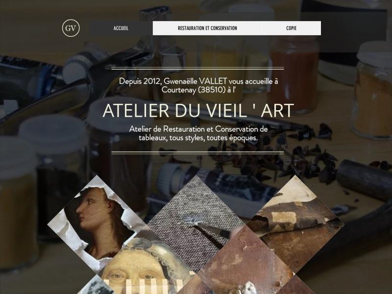 Atelier du Vieil'Art - Courtenay