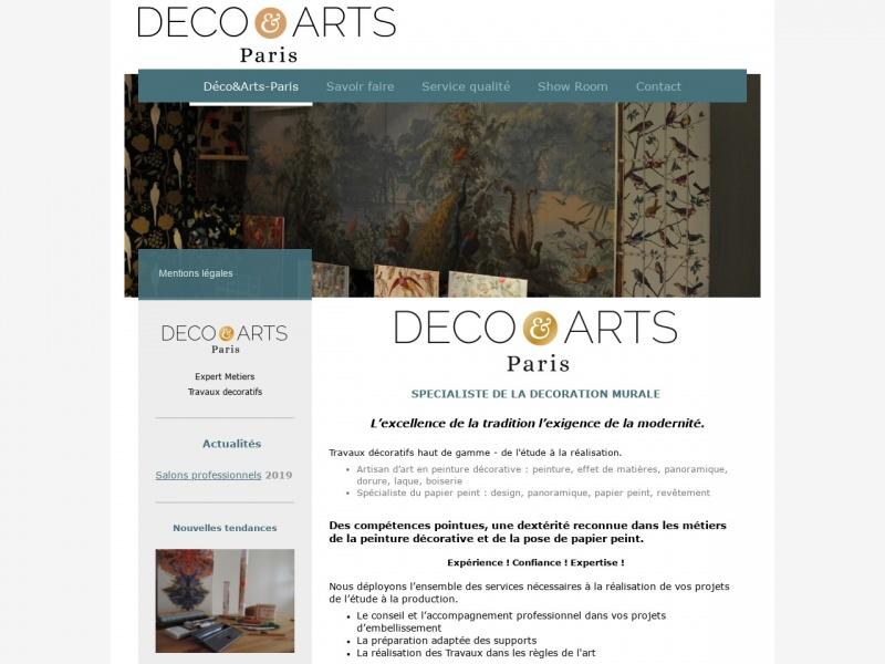Déco et Arts Paris - www.deco-arts-paris.com