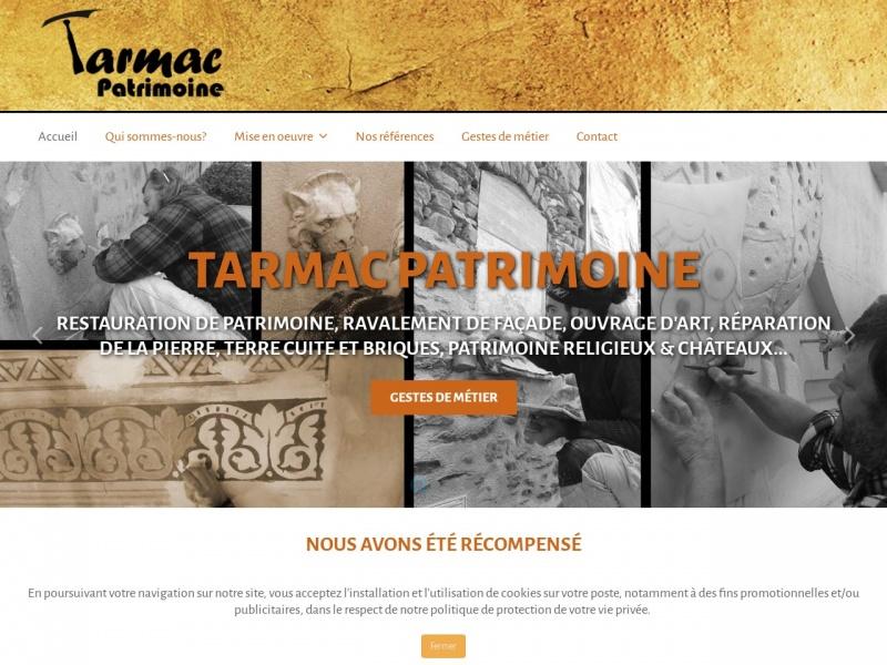 Tarmac Patrimoine - Sury le Comtal