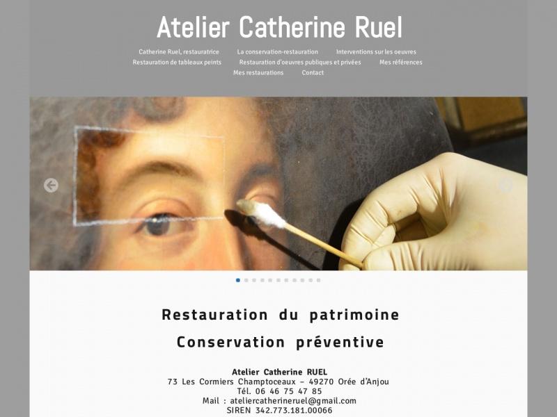 Atelier Catherine Ruel - ateliercatherineruel.fr