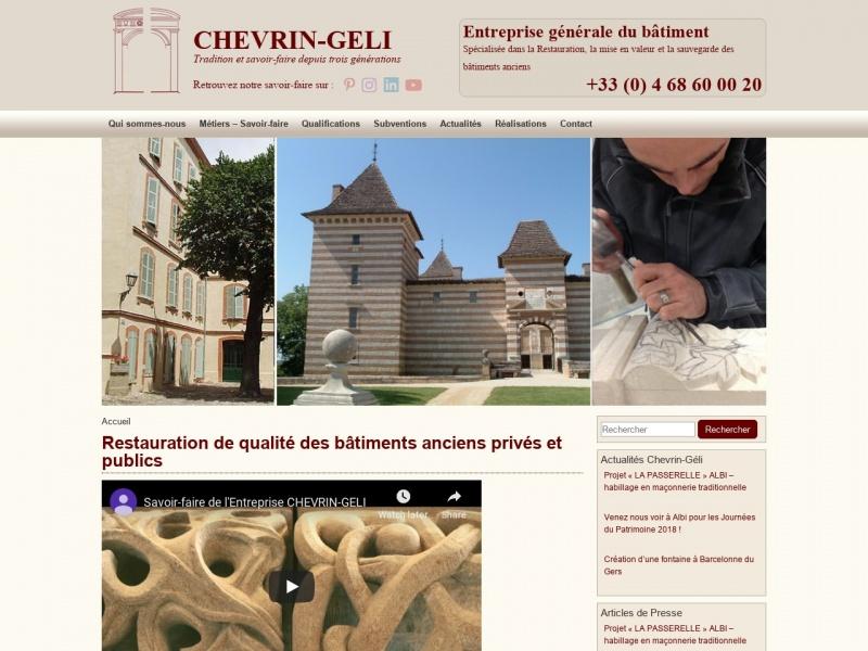 Chevrin-Geli - Castelnaudary