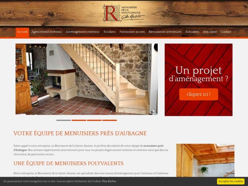 Menuiserie de la Sainte-Baume - Gilles Rastello - www.menuiserie-sainte-baume.fr
