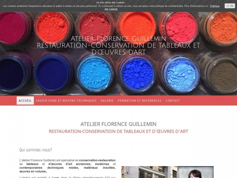 Atelier Florence Guillemin - Lyon 6e