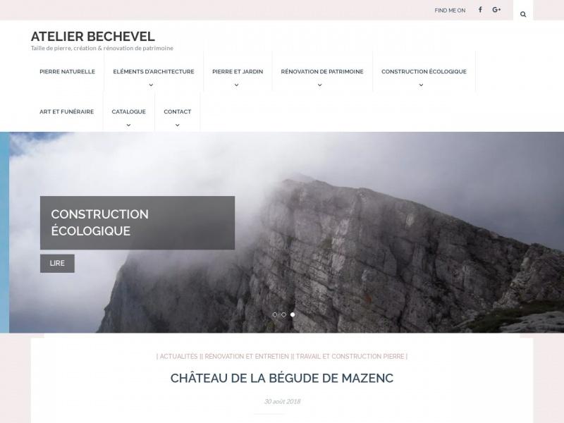 Atelier Bechevel - La Batie Rolland