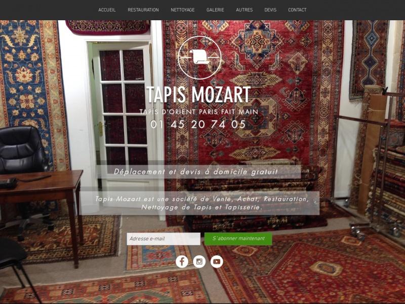 Tapis Mozart - Paris 16e