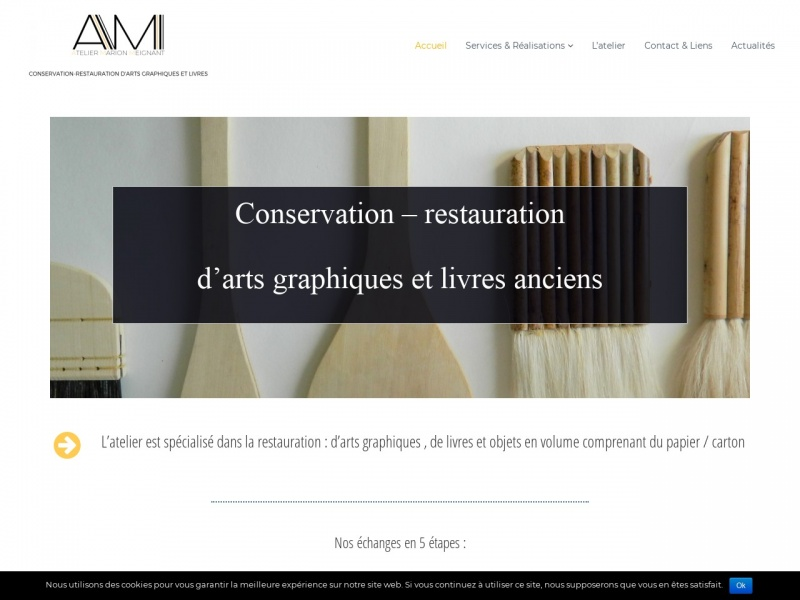 Atelier Marion Meignant - Montreuil