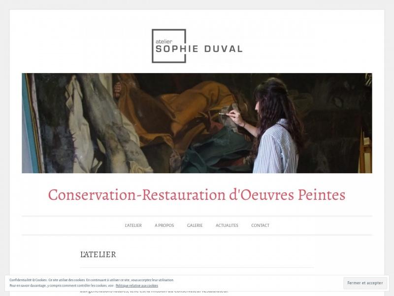 Atelier Sophie Duval - Le Mesnil Saint Denis