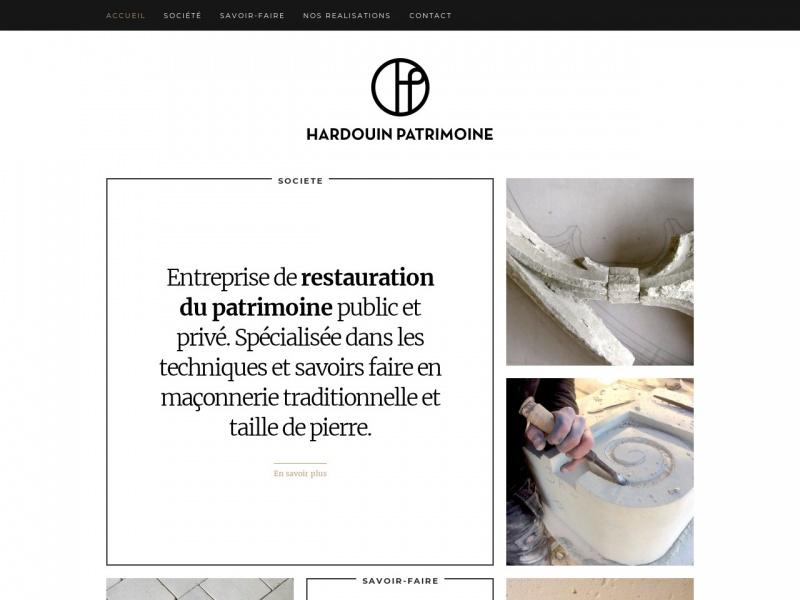 Hardouin Patrimoine - Souligné sous Ballon