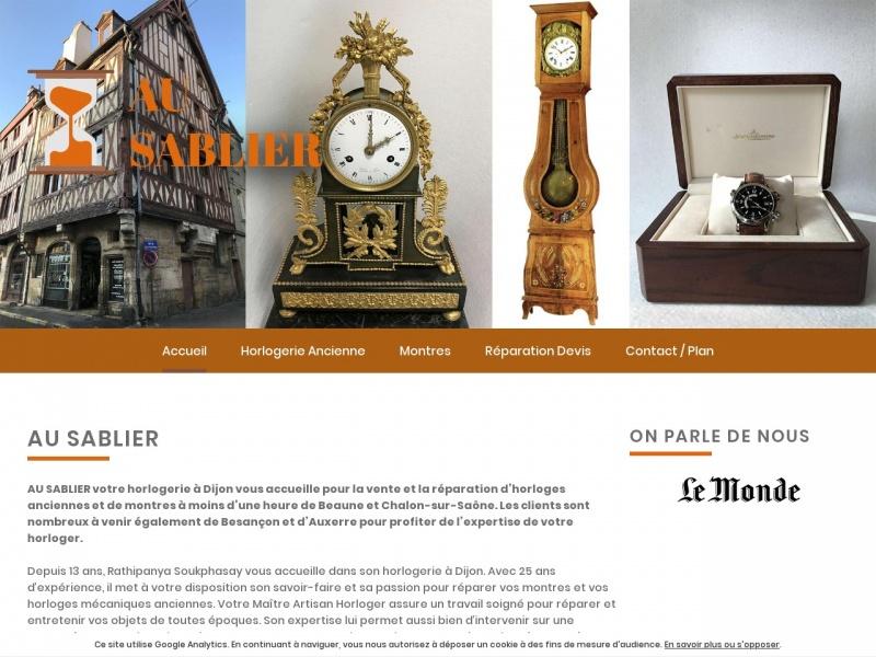Au Sablier - Soukphasay Rathipanya - Dijon