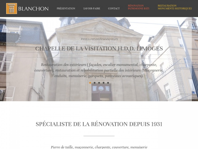 Blanchon - Limoges