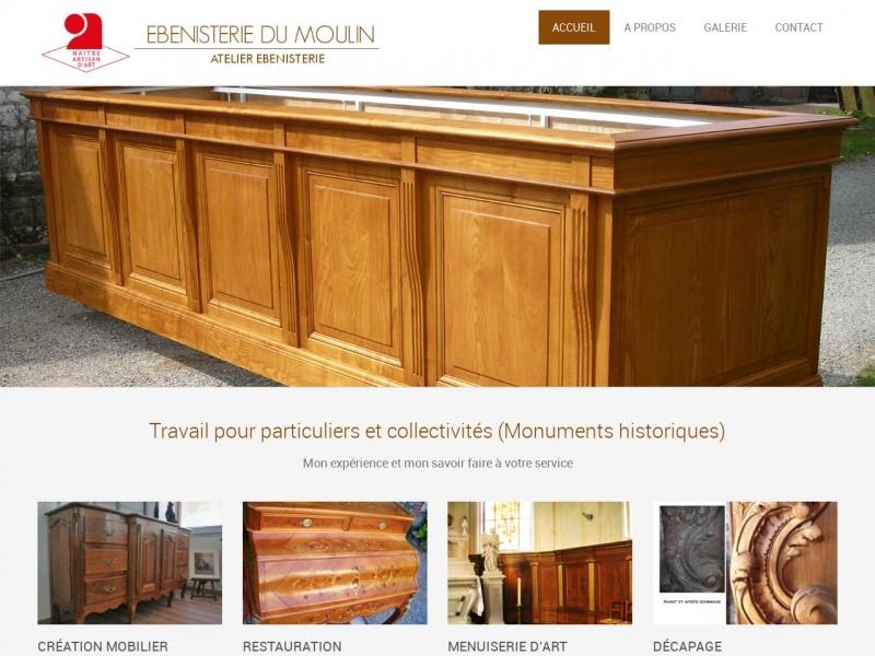 Ébénisterie du Moulin - Marenla