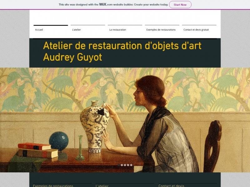 Audrey Guyot - Paris 20e