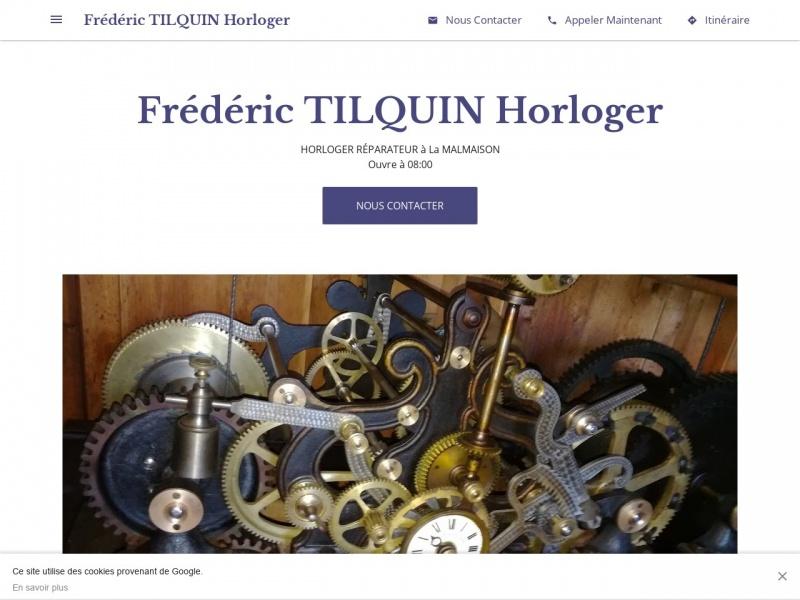Frédéric Tilquin - La Malmaison