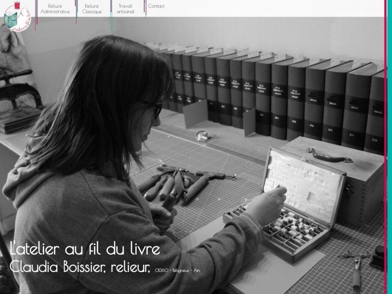Claudia Boissier - Beligneux