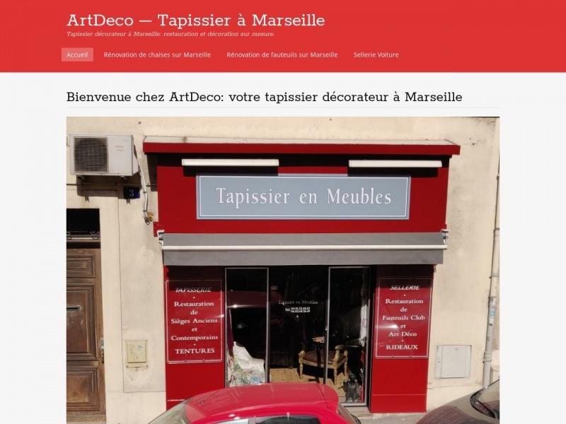 ArtDeco - Marseille 7e