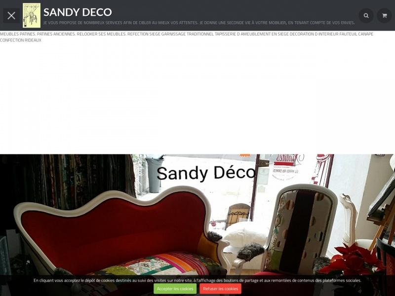 Sandy Deco - Sandrine Coulombier - www.sandydeco.fr