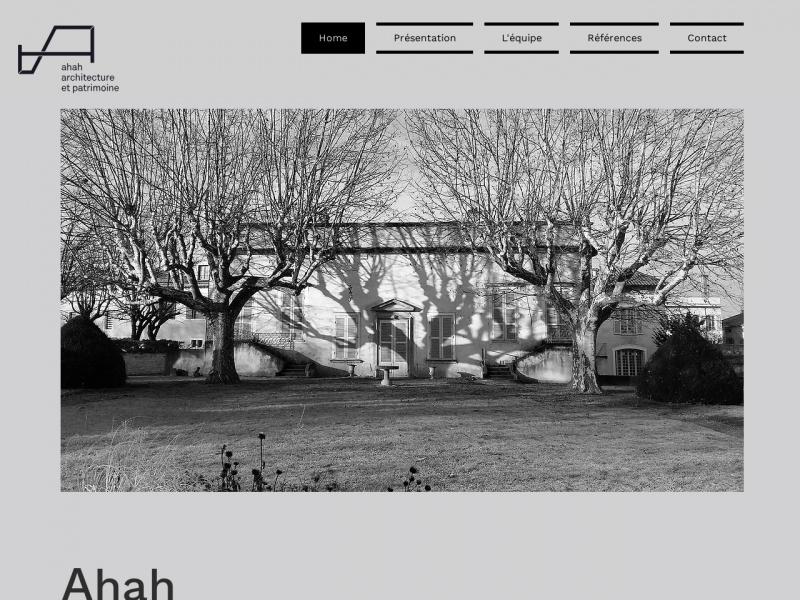 Ahah Architecture - Saint Genis Laval