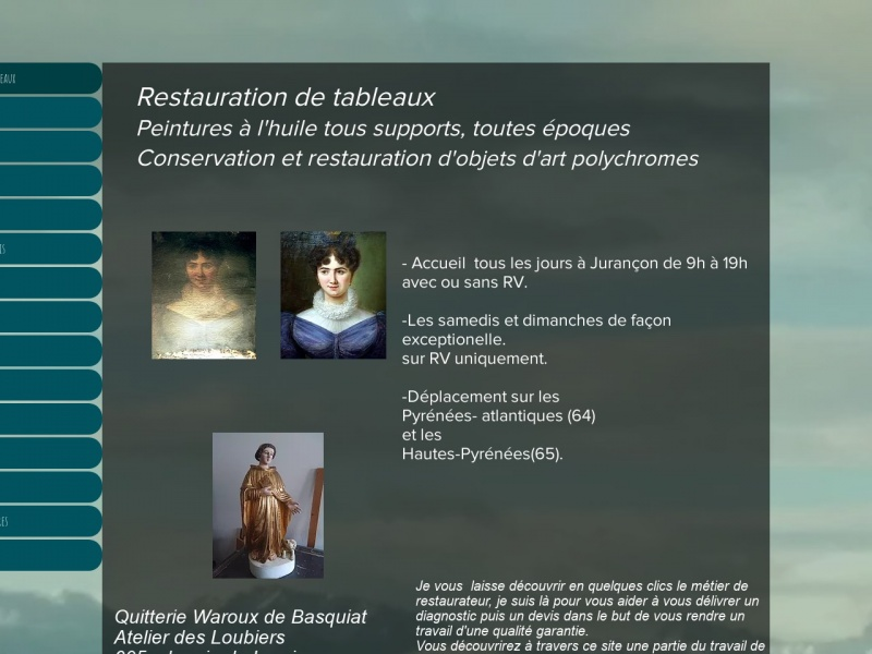 Quitterie Waroux - Jurançon