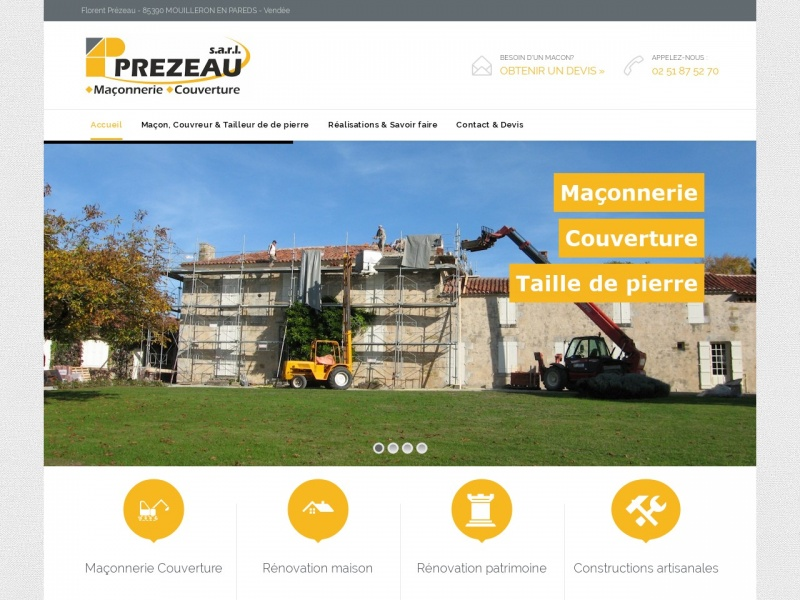 Prezeau - Mouilleron Saint Germain