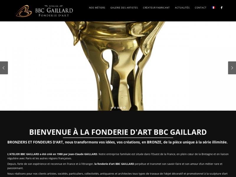 Fonderie d'Art BBC Gaillard - Guilliers