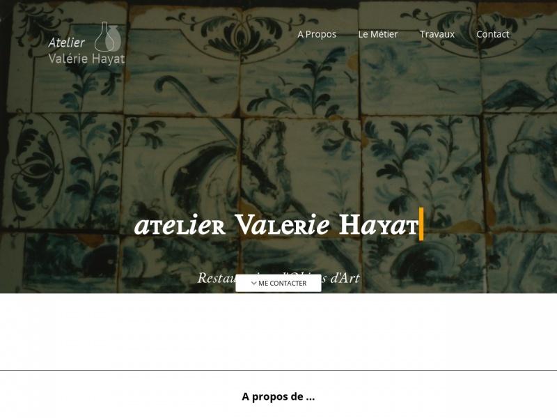 Valerie Hayat - Paris 17e