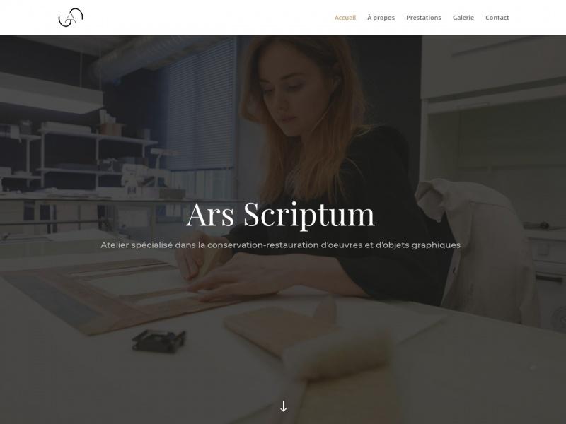 Ars Scriptum - Rennes