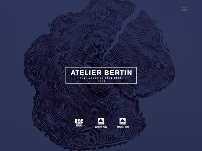 Atelier Bertin - atelier.menuiseriebertin.fr