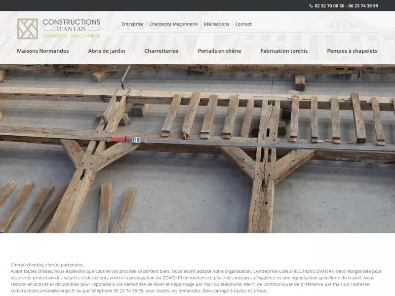 Constructions d'Antan - Allouville Bellefosse