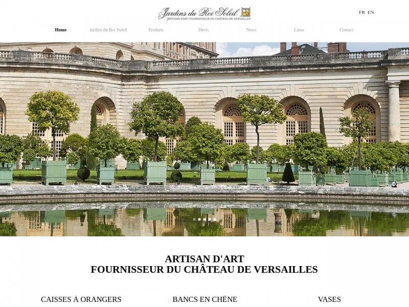 Jardins du Roi Soleil - Paris 17