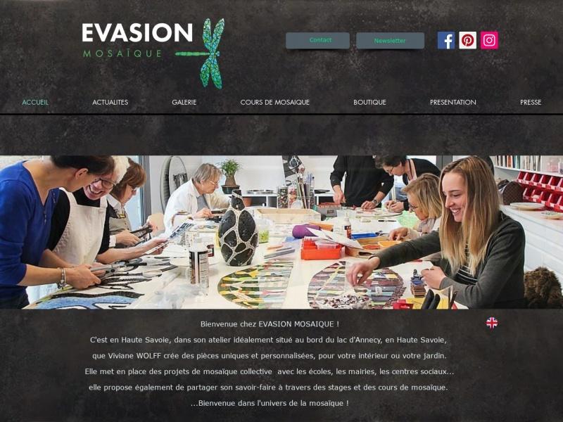 Evasion Mosaique - 74290 Menthon Saint Bernard