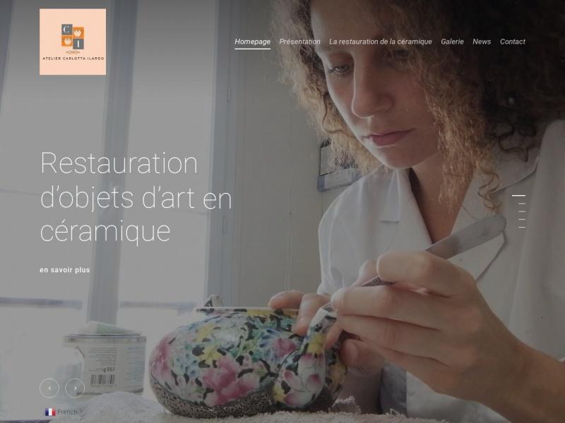 Atelier Carlotta Ilardo - Paris 16e