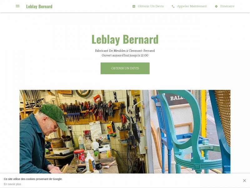 Bernard Leblay - Clermont Ferrand