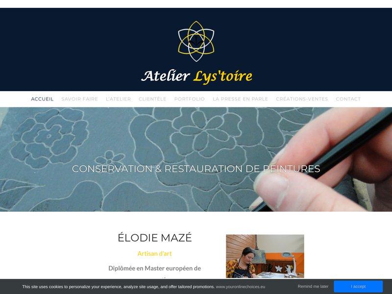 Atelier Lys'Toire - Le Folgoet